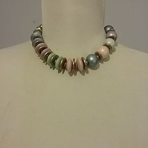 Vintage necklace by design by Paula